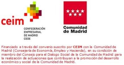 CEIM y COMUNIDAD DE MADRID